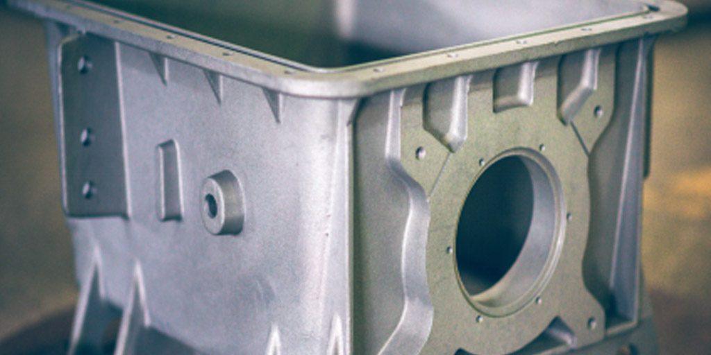 Aluminium Low Pressure Die Casting